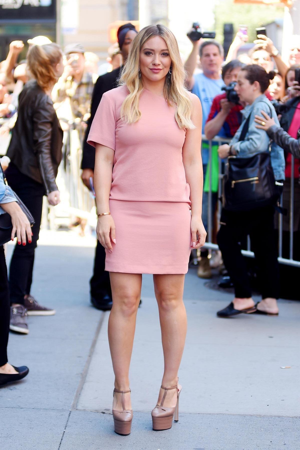 Hilary Duff Sexy Ass