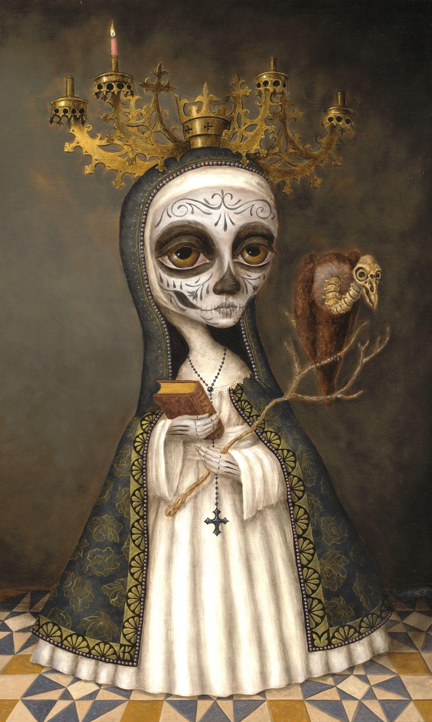 Our Lady Of The Merciful Fate By Brandon Maldonado Album