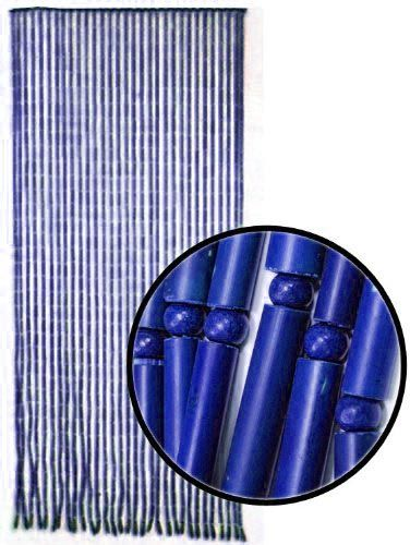 Pleasant Beaded Curtains Blue Bamboo Door Beads Beaded Curtains Download Free Architecture Designs Itiscsunscenecom