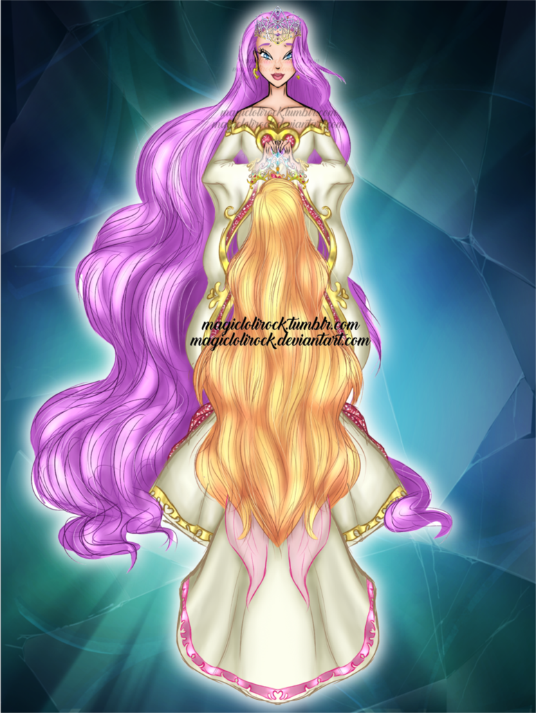 LoliRock: Queen and Crown Princess of Ephedia by magiclolirock