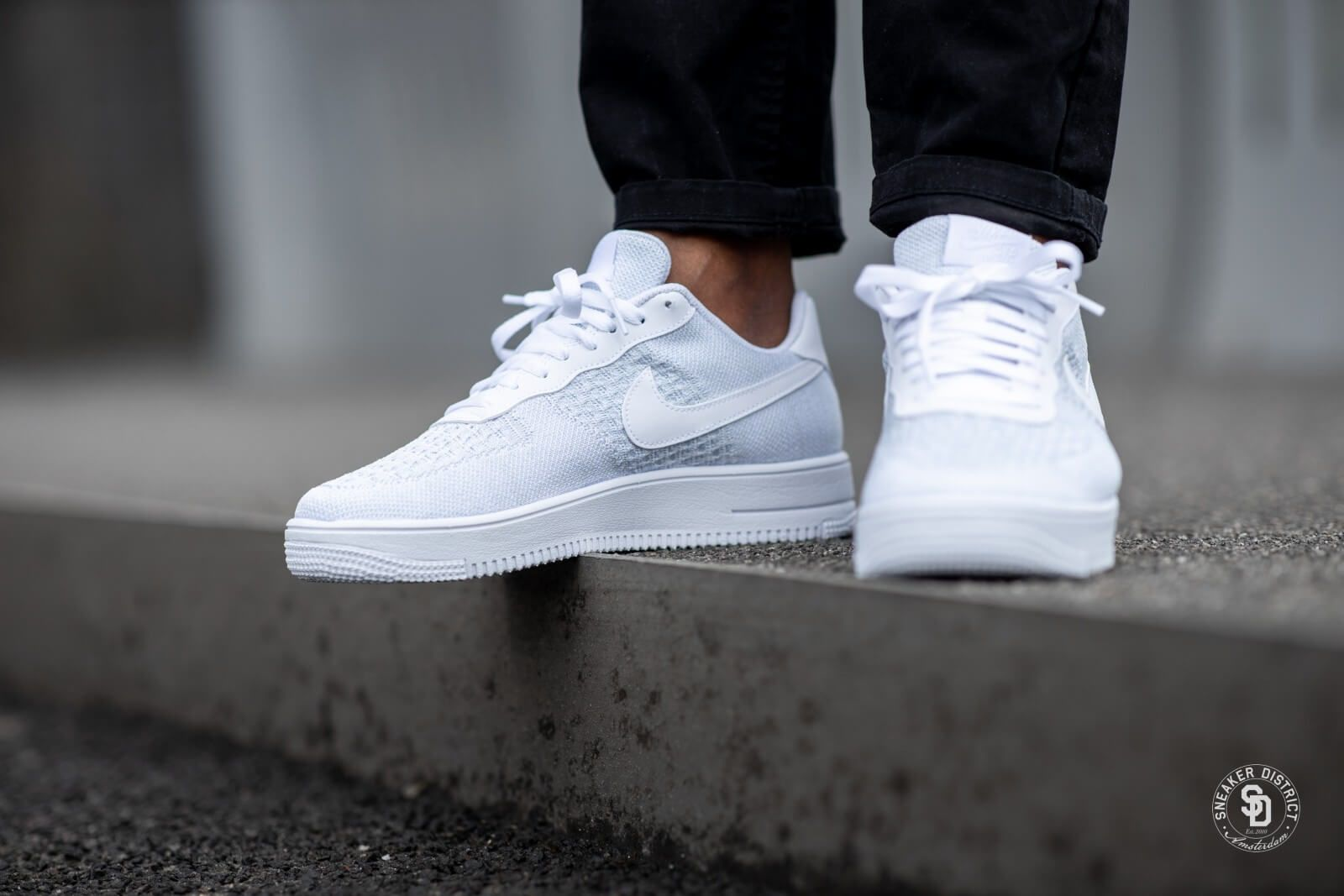 chaussure nike air force 1 flyknit 2.0 pour homme