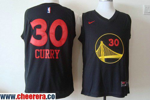 3bddf6eec ... denmark mens golden state warriors 30 stephen curry black with red  fashion stitched nike basketball jersey