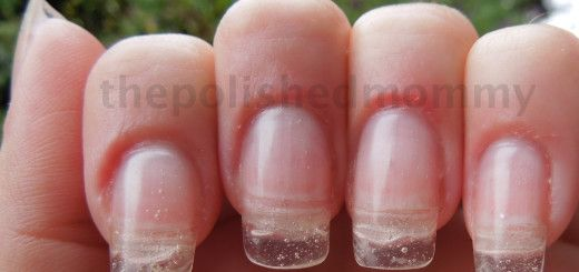 How to Create Nautral Looking Artificial Nails | Gel extensions ...