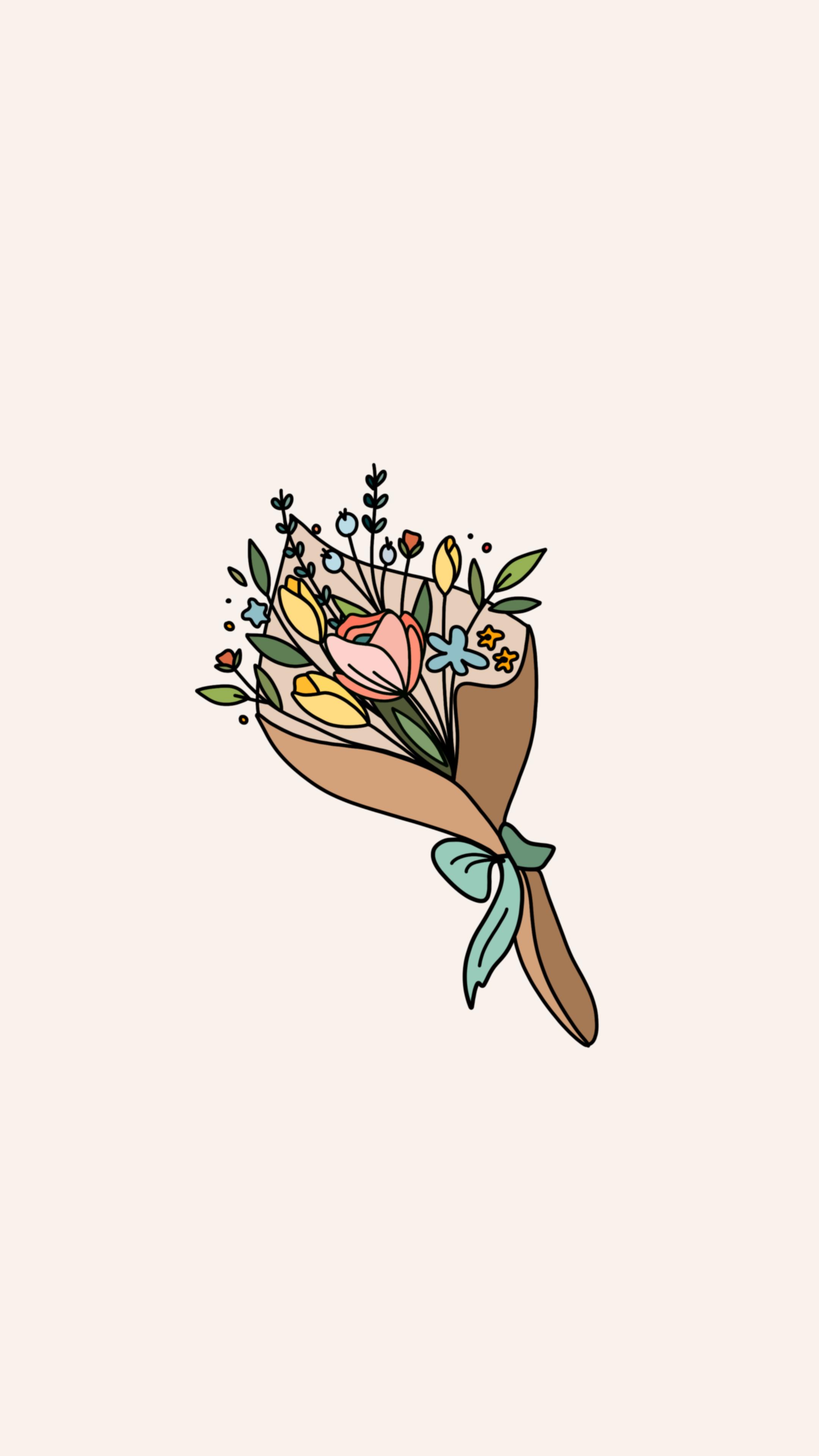 Cute Cactus Aesthetic Drawing
