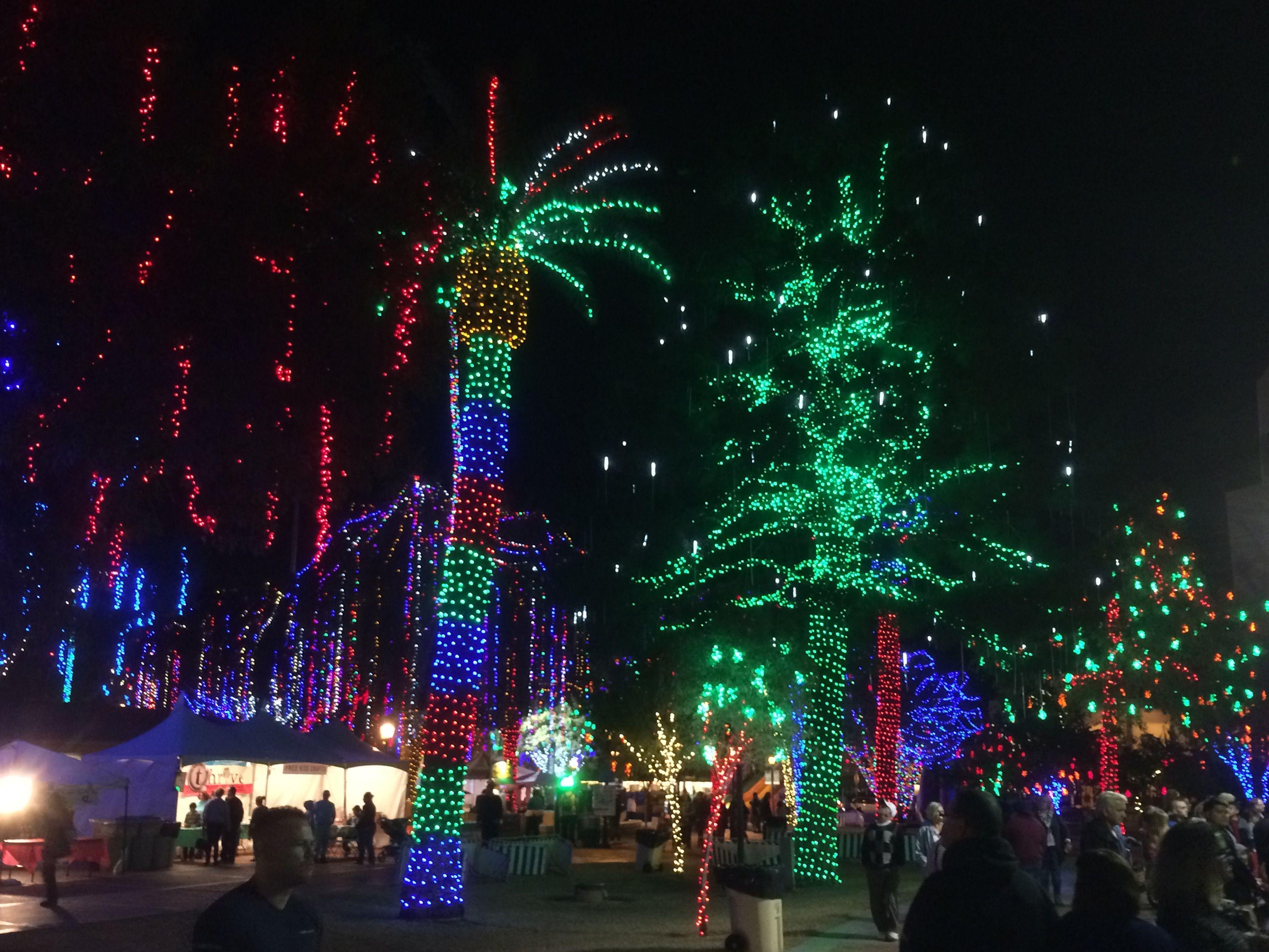 Christmas In Flagstaff Arizona Glendale Glitters 2014 Christmas