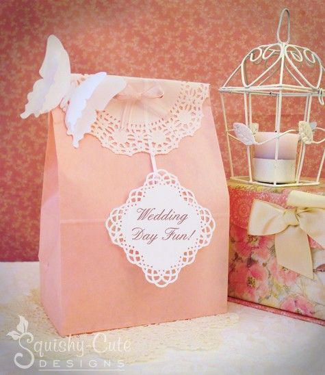 Ideas For Bridal Gift Bags : wedding goody bags elegant wedding favors wedding ideas wedding ...