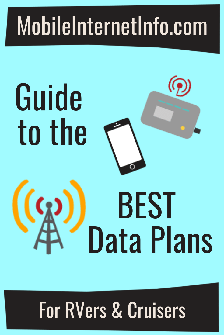 Data Plans for a Home Replacement RVers and