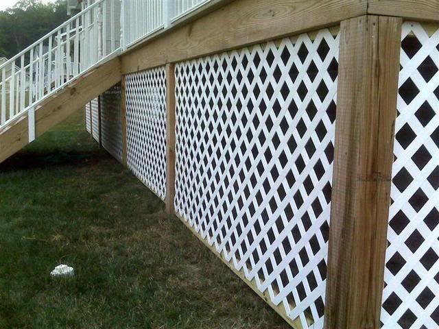 Porch skirt - after lattice photo IMG00150Medium.jpg - Porch Skirt - After Lattice Photo IMG00150Medium.jpg Yard