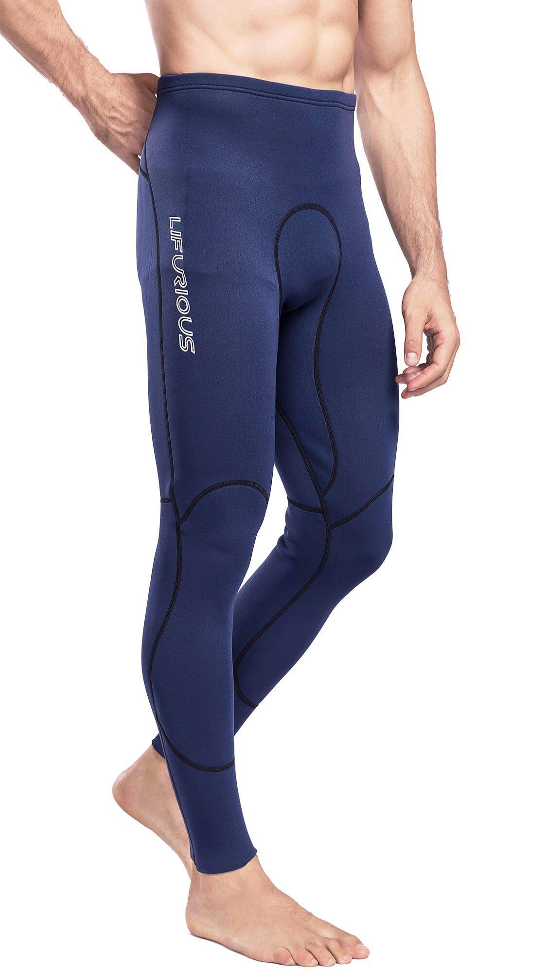UV Protection Diving Long Pants Swimwear Wetsuit Tights Legging Rash Guard