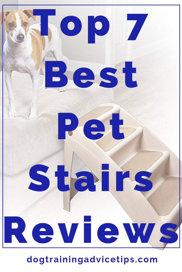 Top 7 Best Pet Stairs Reviews Pet Stairs Pets Dogs