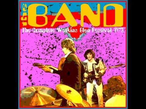"""▶ The Band - """"Holy Cow"""" Watkins Glen Festival 1973 26 out of 55 - The Summer Jam at Watkins Glen was a 1973 rock festival which once received the Guinness Book of World Records entry for """"Largest audience at a pop festival."""" An estimated 600,000 rock fans came to the Watkins Glen Grand Prix Raceway outside of Watkins Glen, New York on July 28, 1973, to see the Allman Brothers Band, The Band, and the Grateful Dead perform."""