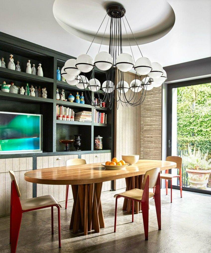 60 Modern Dining Room Design Ideas Luxury Dining Tables Dining