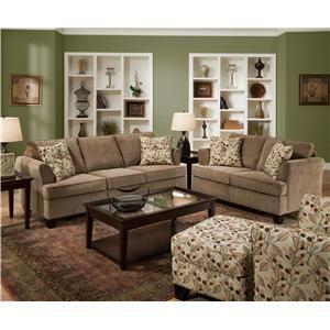 2052 Truffle By United Furniture