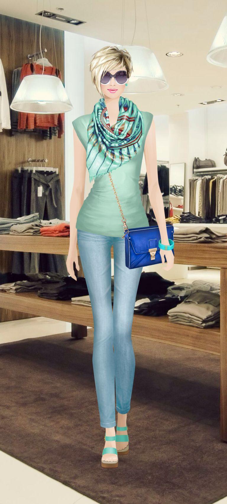 Fashion Game Fashion, Fashion looks, Covet fashion