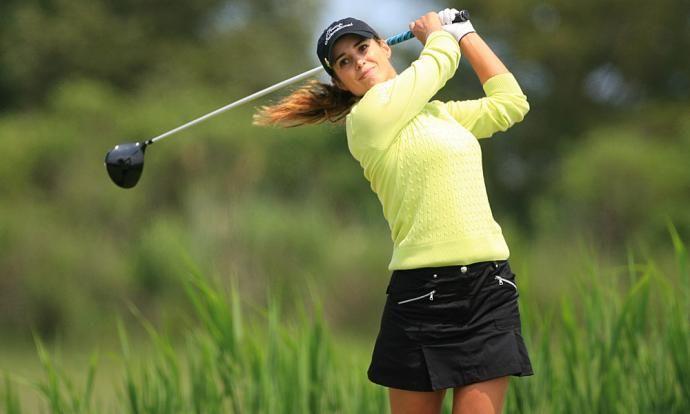 Beatriz Recari, 2011 ShopRite LPGA Classic
