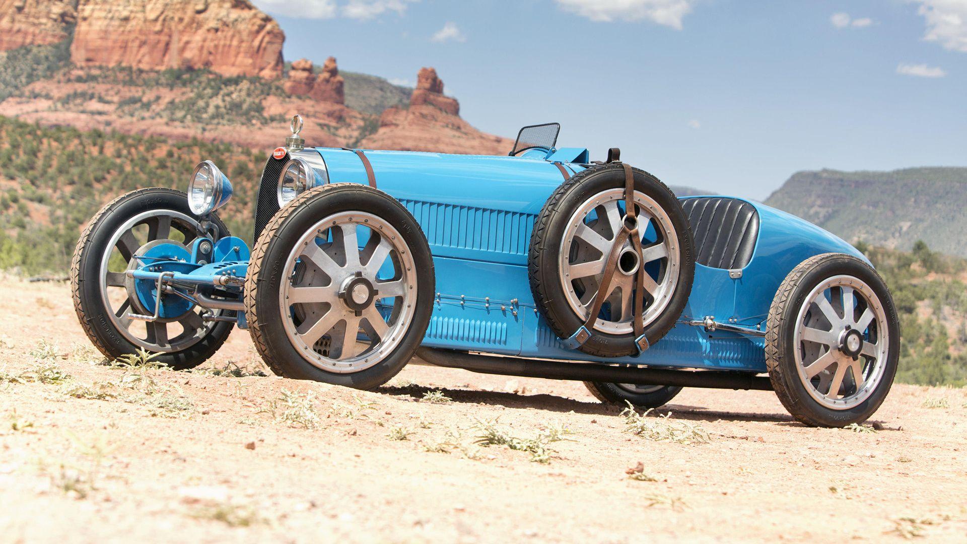 1924 Bugatti Type 35 Bugatti Classic Race Cars Racing