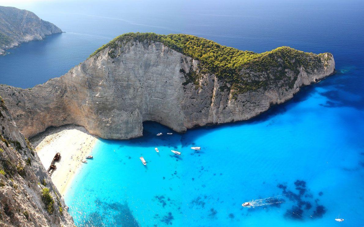 Best Beaches In Europe Navagio Beach European Best Destinations Go Go Go Pinterest