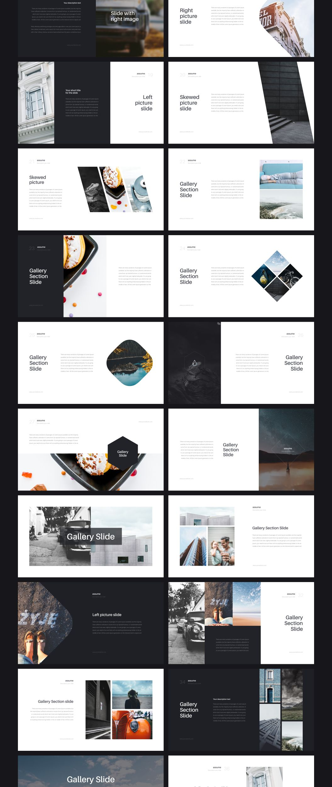 Assume is a multipurpose keynote and powerpoint template when assume is a multipurpose keynote and powerpoint template when creating this presentation i focused on ease of use for the bought this presentation toneelgroepblik Image collections