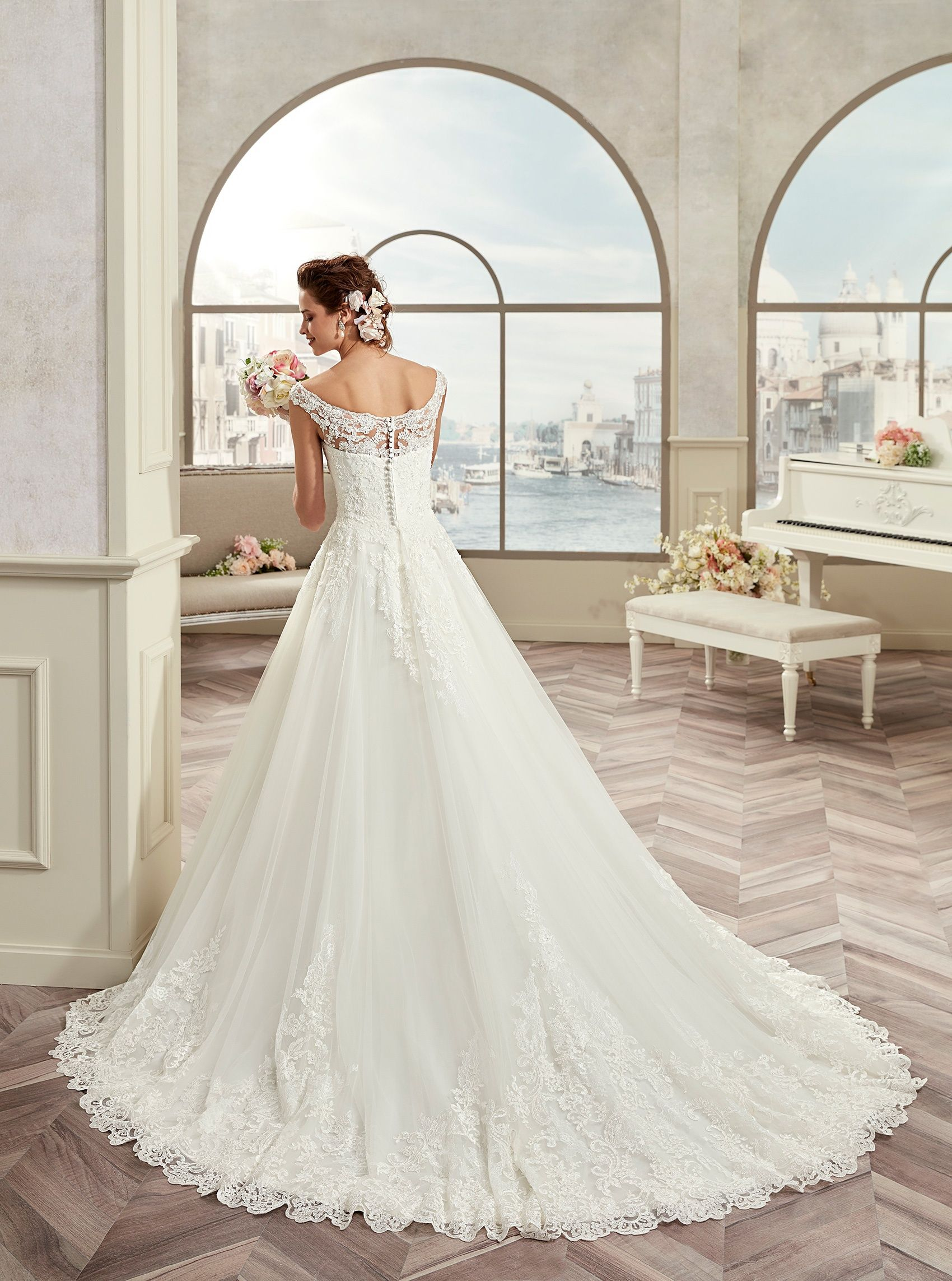 Wedding Dress Nicole Collection Colet Coab17317 2017 Abiti Da Sposa Vestito Da Sposa Sposa