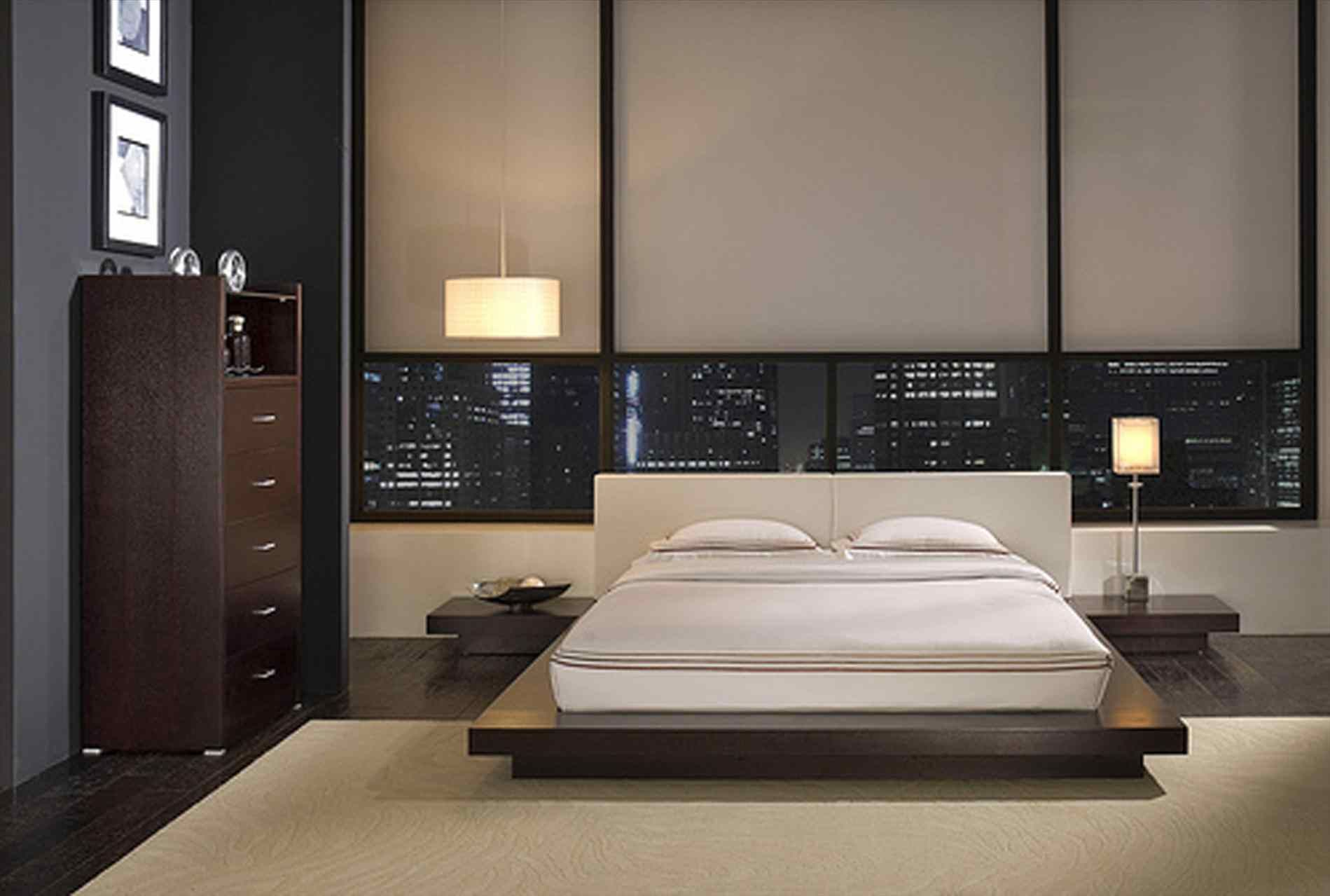 Bedrooms Designs Fair Full Size Of Bedroomawesome Beige Wood Glass Cool Design Classic Design Inspiration