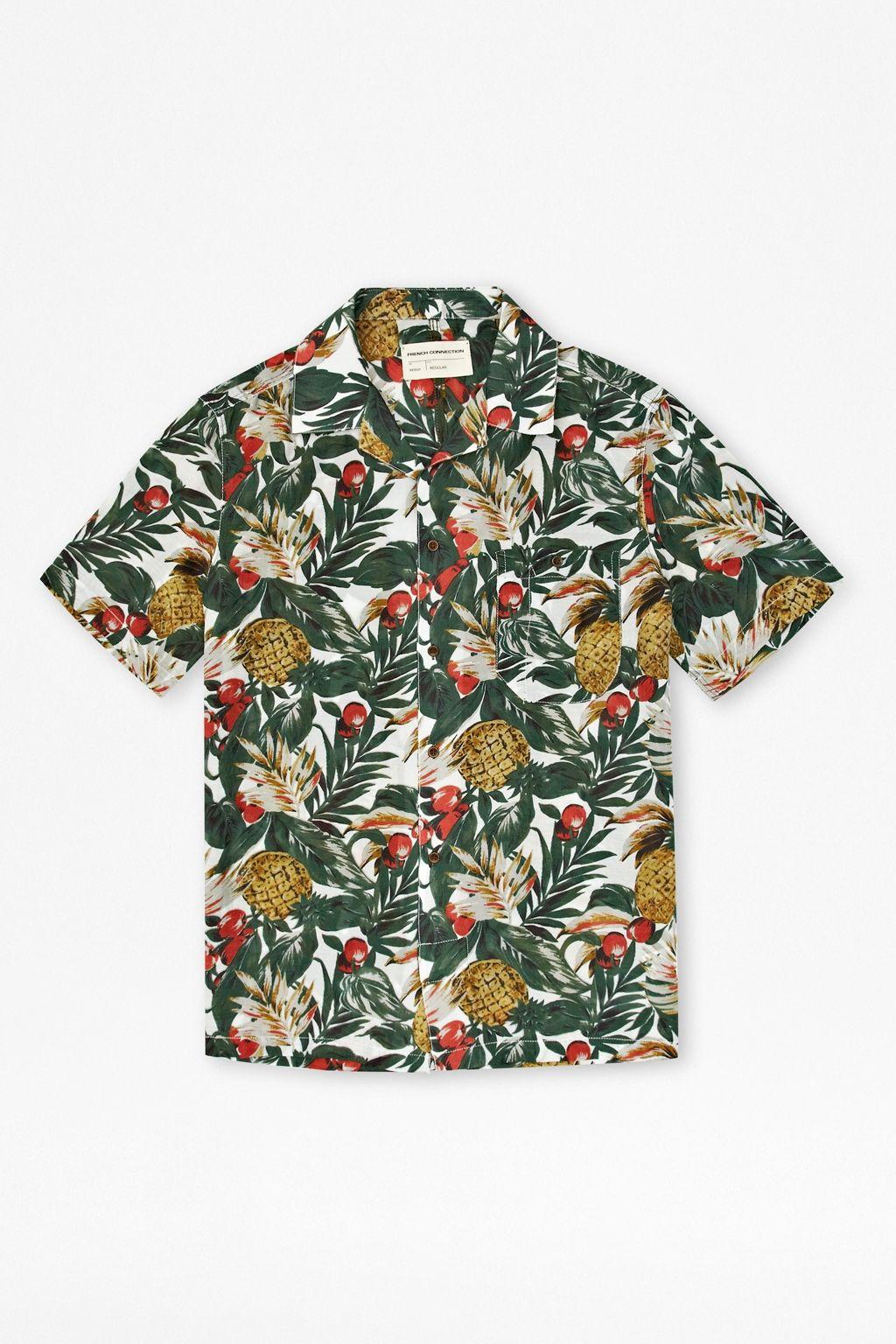 696ce533cc Hawaiian shirt | Marvellous.Male.Fashion | Hawaiian print shirts ...