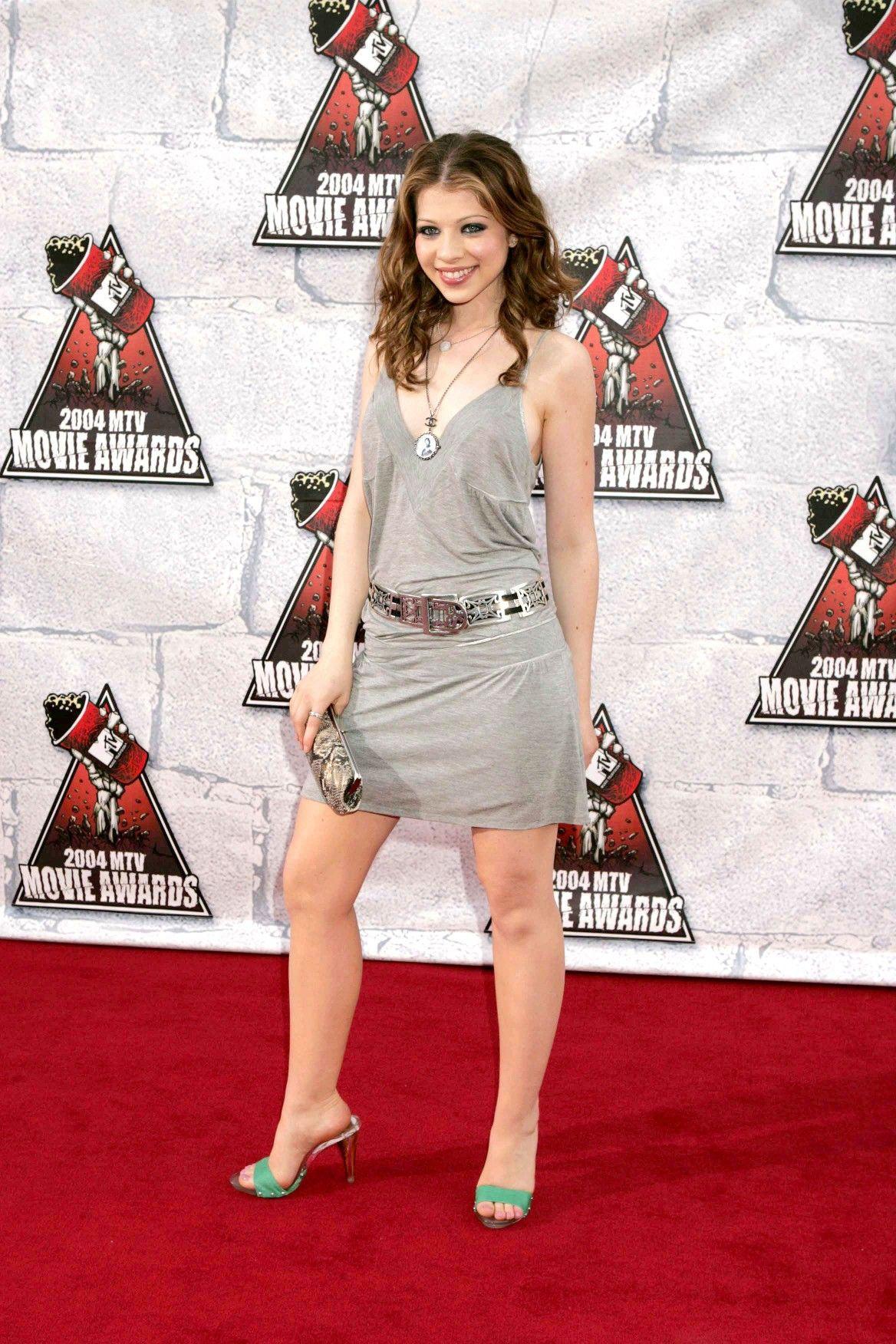 MTV Movie Awards 2004 - Michelle Trachtenberg  690cd4fdb3fca
