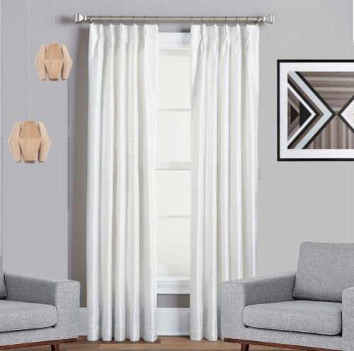 dress your windows with these affordable pinch pleat curtains price from with 30 day