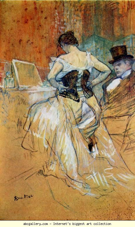 a research on the life and paintings of toulouse lautrec Toulouse-lautrec cast an aristocratic eye upon paris low life in the '90s the record of what this eye selected to see will always remain one of the most piquant and arresting in the history of art a dwarf himself, and latterly an alcoholic, lautrec looked unsentimentally at the moral and physical .