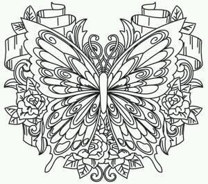 Pin By Jozey Harmon On Coloring Sheets Butterfly Coloring Page Coloring Pages Printable Adult Coloring Pages