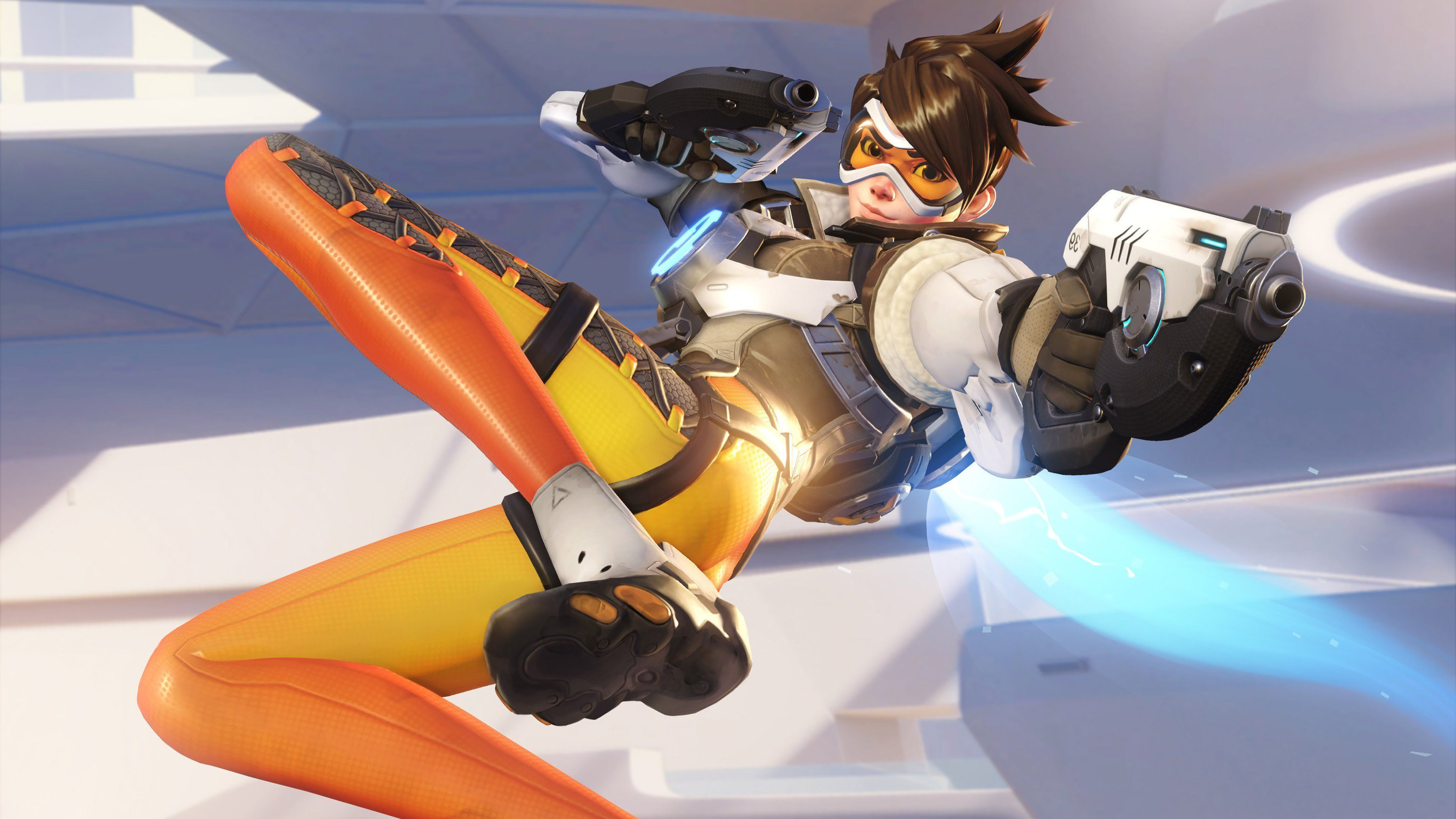 Overwatch Tracer Wallpapers Free Sdeerwallpaper Overwatch Tracer Overwatch Wallpapers Overwatch