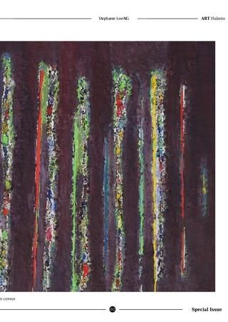 ART Habens Art Review // Special Edition // Focus on Painting and Mixed Media par ART Habens