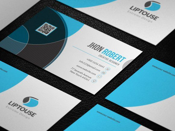 Creative business card edit text business cards and clean design creative business card reheart Image collections