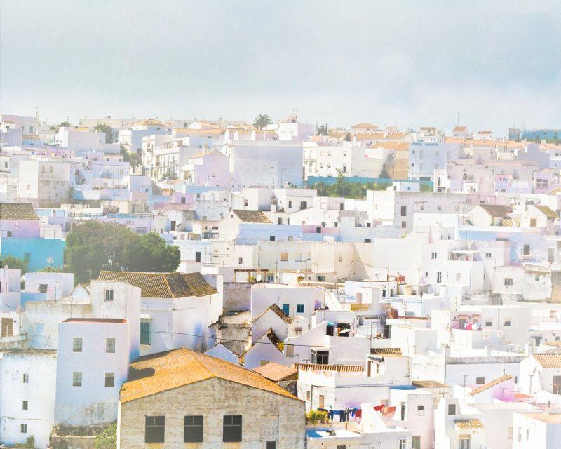 Spain village photograph