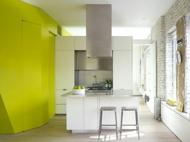 Incroyable Ancien Appartement T3 Transformé En Un Loft Design Industriel