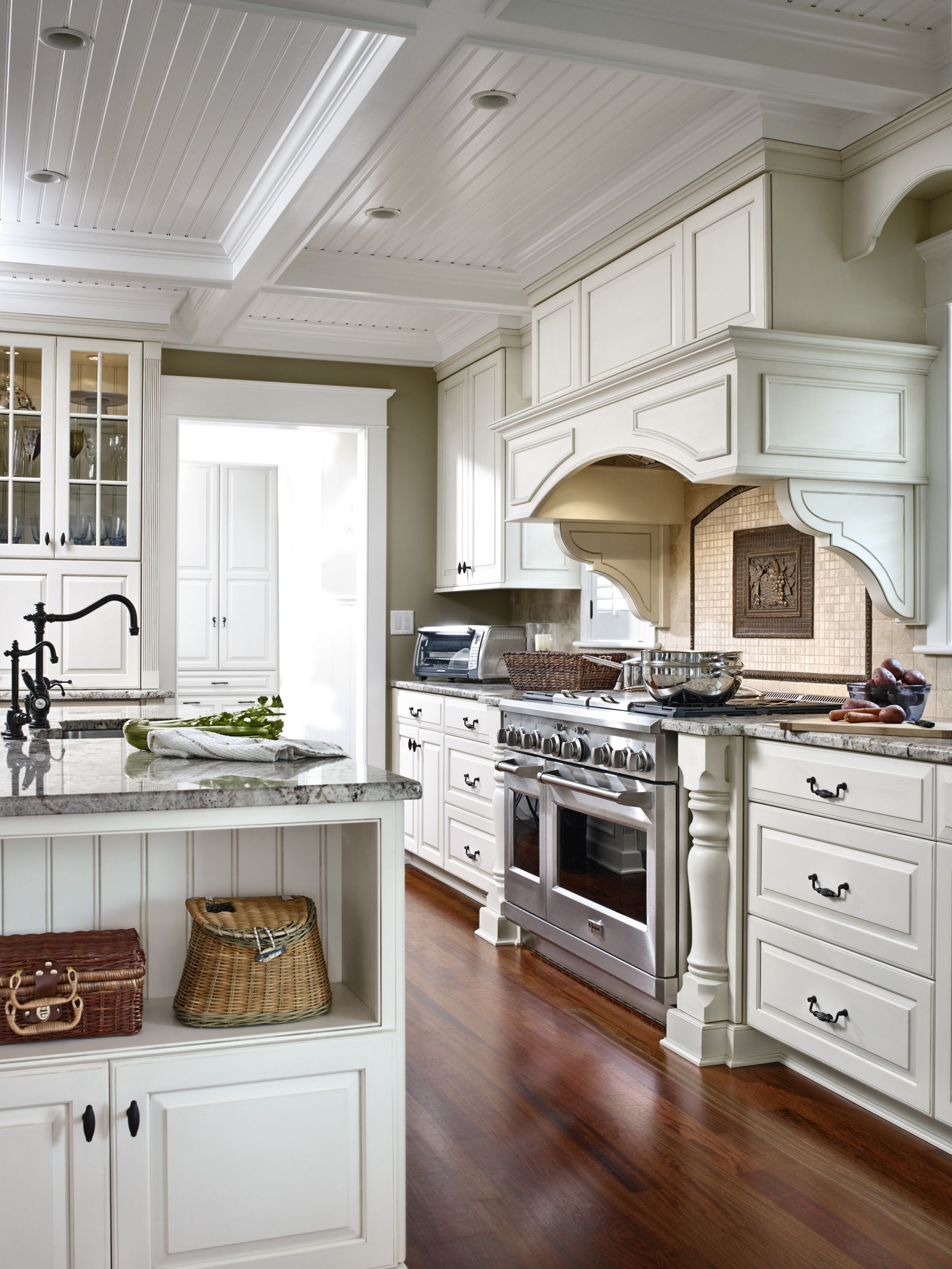 Cape Cod Kitchen Ideas Part - 42: Custom Kitchen Design By Connie LePre Of CVL Designs, LLC · Cape Cod ...