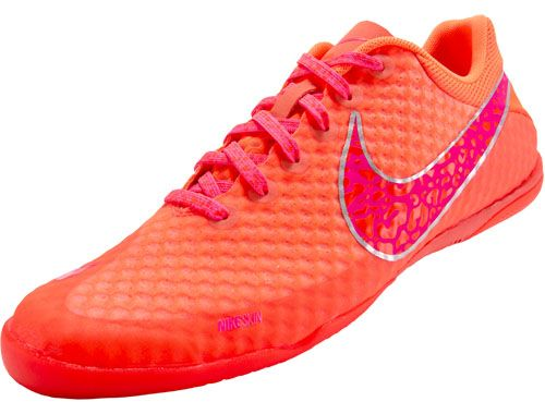 9e86869033a2d Nike FC247 Elastico Finale II Indoor Soccer Shoes - Total Crimson and Pink  Flash...Available at SoccerPro Now!