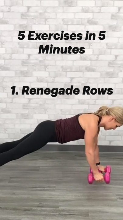 5 Exercises in 5 Minutes