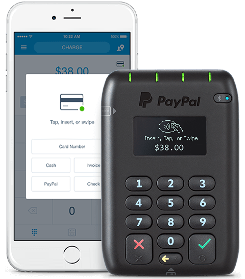Process credit card payments on your iphone ipad android credit card readers mobile point of sale app reheart Choice Image