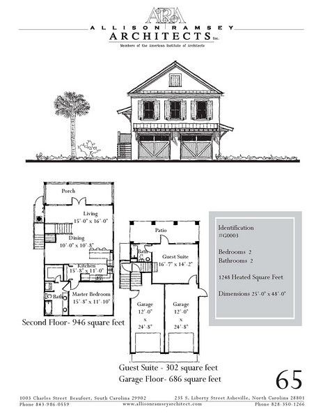 This is an Allison Ramsey plan for a garage apt Eric D McCollum – Allison Ramsey Garage Plans