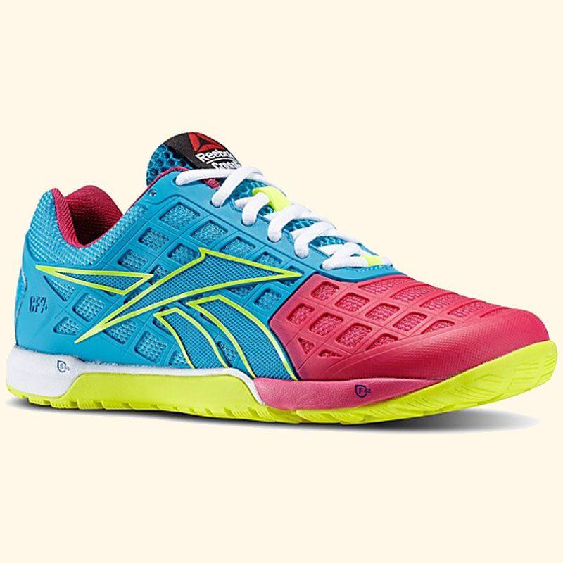 6193807a8e56 Reebok CrossFit Nano 3.0 Wonder Woman Hero Blue   Yellow   Pink M44457 ( Women s)