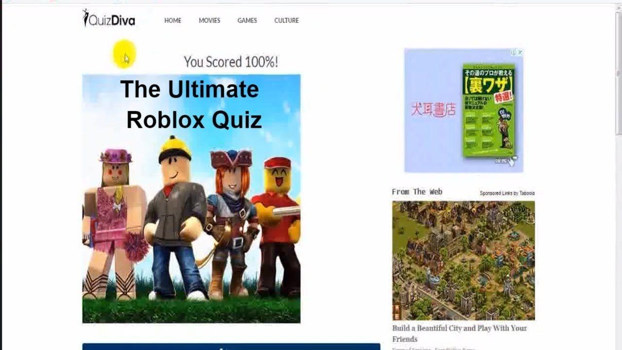 The Ultimate Roblox Quiz Answers Quizdiva 100 Score Desenhos De Moda Aniversario De Pizza Aniversario