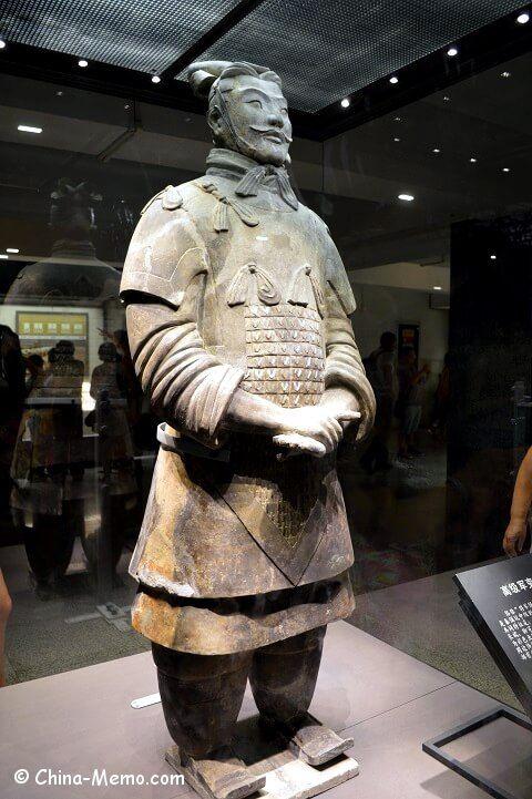 Xian Terracotta Army The General WwwChinaMemoCom  XiAn Food