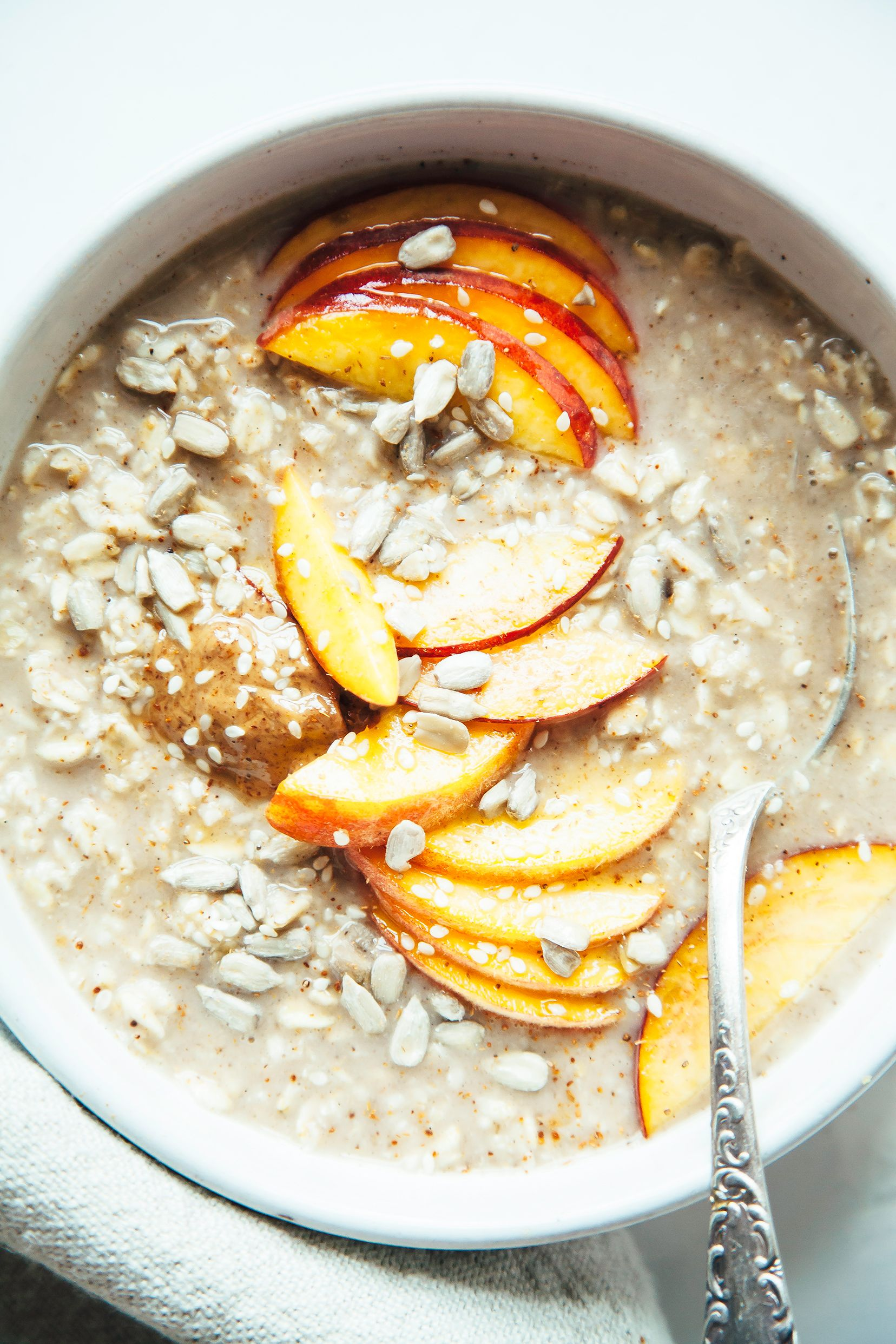 The Creamiest Diy Instant Oatmeal With A Secret Ingredient