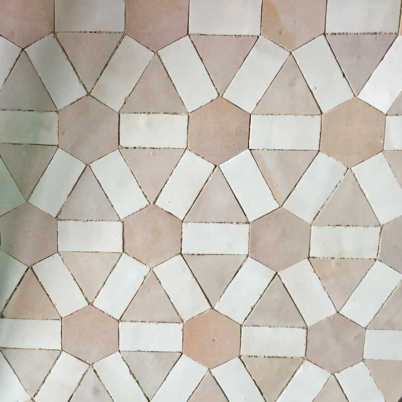 Handmade Decorative Tiles Alluring Zelliges Handmade Decorative Tiles  Channel  Pinterest Design Decoration
