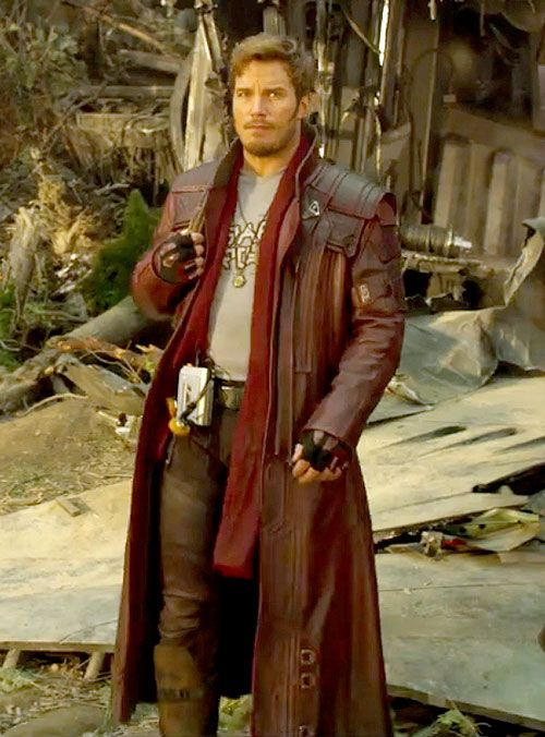 Star Lord Guardians of the Galaxy 2 Coat
