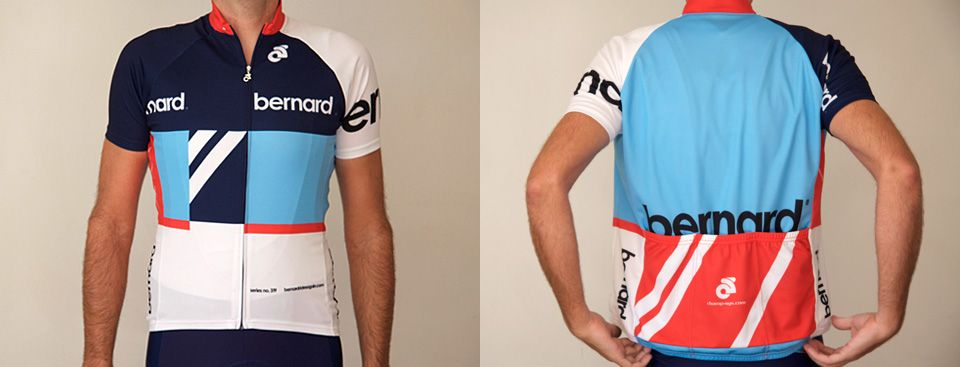 Designer cycling jerseys which don't look like somebody vomited logos down their fronts | CycleLove