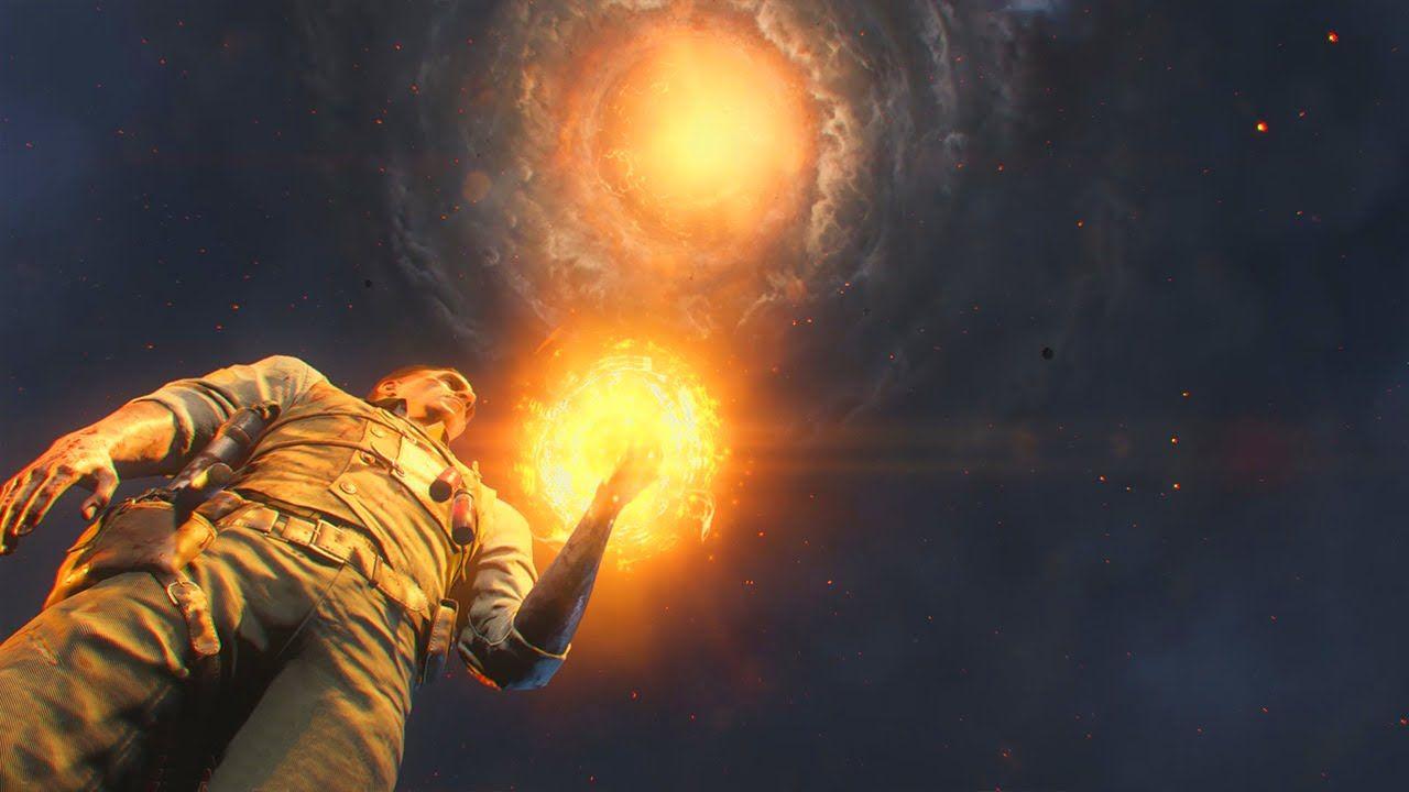 Black Ops 3 Zombies Gorod Krovi Easter Egg Ending Cutscene