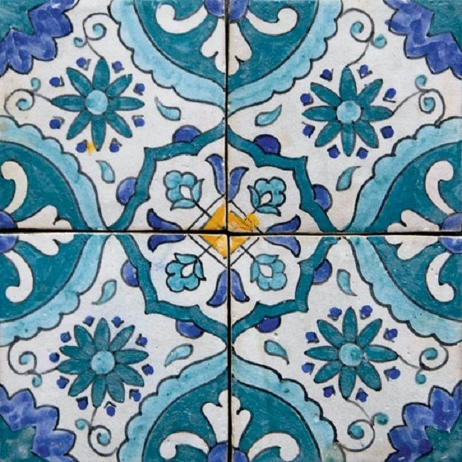 Moroccan Tiles On Pinterest 32 Pins
