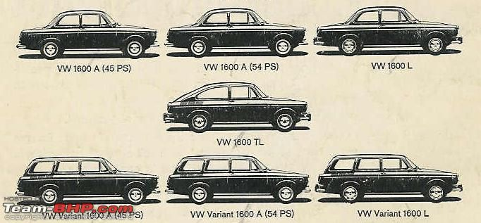 1967 VW Fastback - Mine was the Fastback  I had few of the