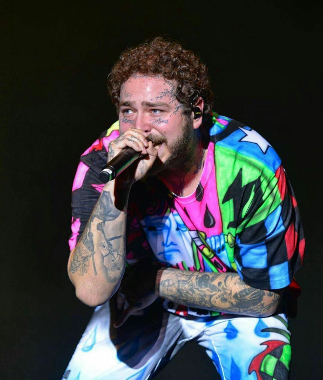 Post Malone I Fall Apart Guitar: Post Malone, Daddy, I Fall Apart